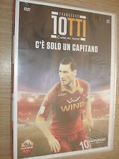 DVD N° 2 FRANCESCO TOTTI L'UOMO DEI RECORD C'E' SOLO UN CAPITANO AS A.S. ROMA