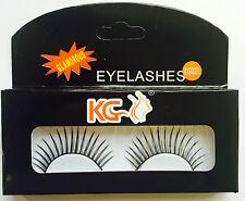 KG021 KG STRIP EYELASHES WITH GLUE BRAND NEW