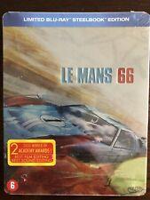 Le Mans 66 (Ford V Ferrari) - Limited Blu-Ray Steelbook Edition