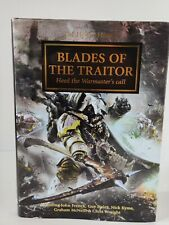 Warhammer 40K The Horus Heresy Blades of the Traitor 2015 Black Library English