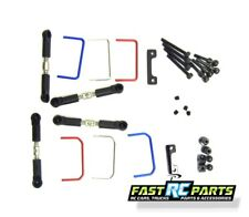 Hot Racing Traxxas 1/16 E Revo Summit front and rear sway bar kit VXS311X01