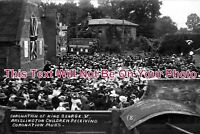 GL 409 - Brislington George V Coronation Celebrations, Bristol 6x4 Photo