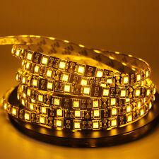 RGB LED Strip Light PCB Black 5050 RGB Flexible Waterproof tape Lamp Car Lights