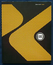 Prospekt brochure 2016 Fiat 500x (USA) * PRESTIGE