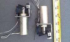 "5II99 PAIR OF SOLENOIDS, 12VDC, FROM 8"" IOMEGA TAPE DRIVES, TEST OK, VERY GOOD"