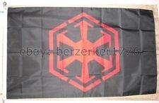 Star Wars Sith Empire Black 3' x 5' Flag Banner Darth Vader - USA Seller shipper