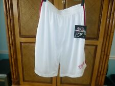 Vintage Jordan by Claudio Nucci Men'S White Basketball Shorts Size Xl Brand New