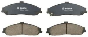Disc Brake Pad Set-Quietcast Pads with Hardware Front Bosch BP731