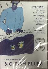 Big Fish Blues New Dvd