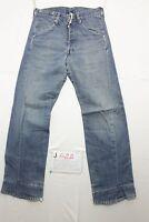 Levi's engineered 853 boyfriend jeans usato (Cod.J422) Tg.42 W28 L32