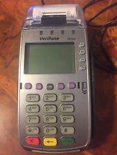 VeriFone Vx 520 Emv Credit Card Machine.4 cc terminals