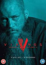 VIKINGS - STAGIONE 04 #02  3 DVD  COFANETTO  SERIE-TV