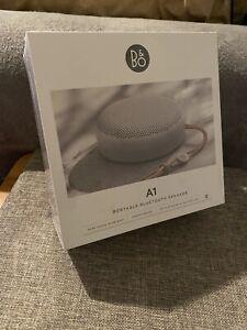 Bang & Olufsen Beoplay A1 2nd Gen Waterproof Bluetooth Speaker Natural