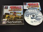 PS1 : monaco grand prix racing simulation 2