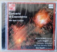 Concerto di Capodanno - New Years Concert - Anna Smiech u.a. - CD neu & OVP