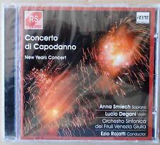 Concerto di Capodanno-NEW YEARS CONCERT-Anna Smiech tra l'altro-CD NUOVO & OVP