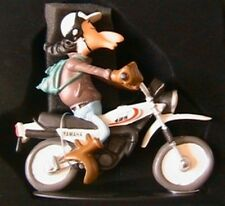 JOE BAR TEAM ARTURO SIGNOL MOTO BIKE YAMAHA DT 125 MX FIGURINE EN REISNE AU 1/18