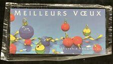 France #YTBS25 MNH S/S Sealed Pack CV€10.00 Meilleurs Voeux Hedgehog [3381]