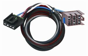 Tekonsha 3015 Brake Control Wiring Harness