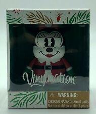 Disney Vinylmation 2013 Minnie Santa Figurine
