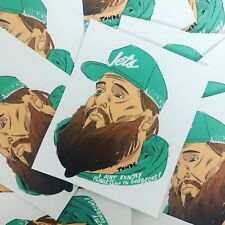 Action Bronson Sticker - Jets Snapback - F    Thats Delicious - Vinyl Decal ded8d91eaf50