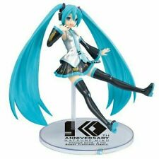 SEGA Hatsune Miku figure 10th Anniversary Project DIVA XHD Figure JAPAN OFFICIAL