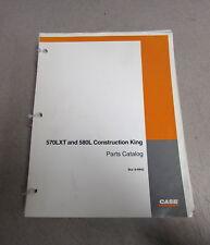 Case 570lxt 580l Construction King Parts Catalog Manual 1997 8 9942