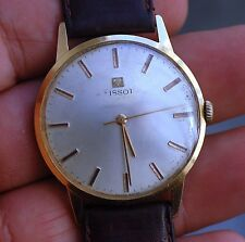 Vintage swiss made watch TISSOT  cal.781 working condition
