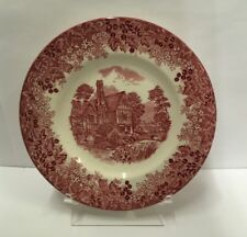 """Wedgwood ROMANTIC ENGLAND  Salad plate (8-1/4"""") NEW More Items Available"""
