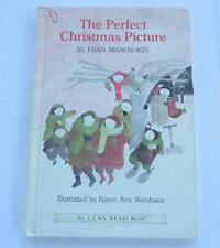 The Perfect Christmas Picture Vintage Children's Weekly I Can Read Book Weinhaus