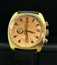 Omega Seamaster ref 176-007 Chronograph Gold Filled Automatic Cal.1040 Watch