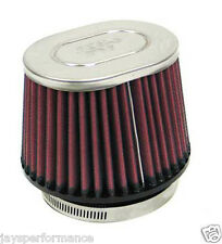 "KN UNIVERSAL AIR FILTER (RC-9130) 3-3/8"" FLG, 4-15/16""B, 3-1/4"" X 4-1/2""T, 3-1/2"