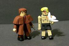 Custom minimate set of Deckard and Roy Batty from BLADE RUNNER