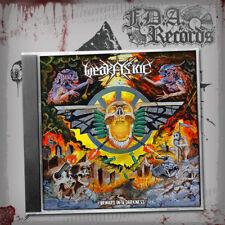 WEAK ASIDE - Forward Into Darkness - CD - DEATH METAL fda records