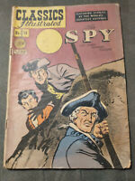 Classics Illustrated The Spy No. 51 1948