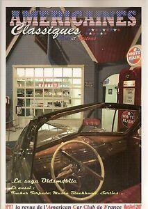AMERICAINES CLASSIQUES 117 OLDSMOBILE 1897 2007 TUCKER 1948 MUSEE BLACKHAWK