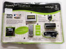 Delphi Xm Roady Xt Satellite Radio Value Pack