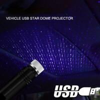 Car Interior LED Atmosphere Light USB Charge Decor Star Sky Lamp Night Light