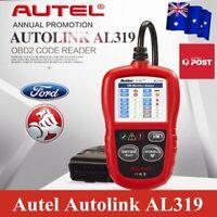 Autel Autolink AL319 Fault Code Reader Scanner OBD2 OBDII Diagnostic Tool Holden