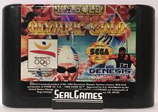 ** Olympic Gold (Sega Genesis, 1992) **TESTED** Authentic Oem Cart Only