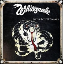 Whitesnake-Little Box O' Snakes  (UK IMPORT)  CD / Box Set NEW