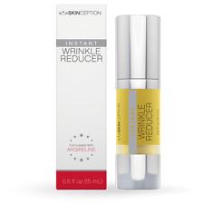 Skinception Instant Wrinkle Reducer Argireline Hyaluronic Acid Serum Cream
