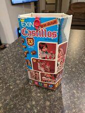 Vintage Exin Castillos Gran Alcazar X Ref. 0210 Castle Building Blocks