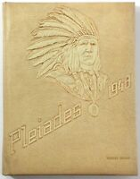 1948 FULLERTON UNION HIGH SCHOOL Fullerton California Yearbook Annual Pleiades