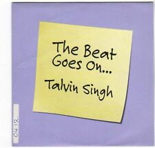 (EZ670) Talvin Singh, The Beat Goes On... - DJ CD