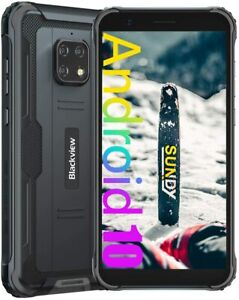 "Smartphone Blackview BV4900 3GB+32GB Android 10 5,7"" 5580mAh NFC Robusto Dual 4G"