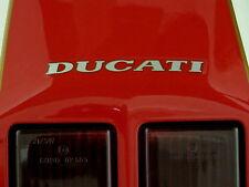 DUCATI 748-916 calcomanía adhesivo para la parte superior del asiento ubicación/Calcomanía-los primeros modelos