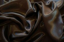 BEAUTIFUL SLINKY BLACK DRESS FABRIC 113cm x 195cm