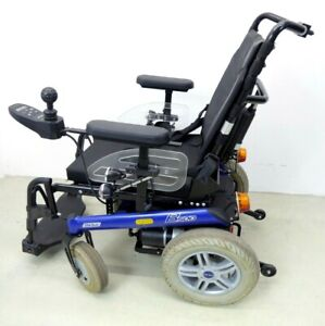 Otto Bock B500 Elektrorollstuhl Sitzbreite 47 cm mit neuen Akkus Rollstuhl A5155