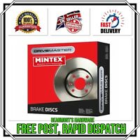 DRIVE MASTER MINTEX FRONT / REAR BRAKE DISCS PAIR FITS Dispatch Expert Scudo C8